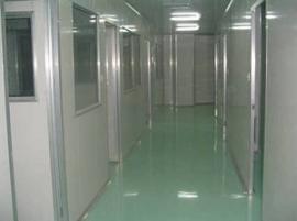 无菌洁净厂房人员净化室设计施工