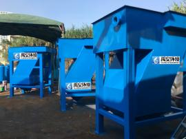 养猪废水小型污泥沉淀池YACD-30T日处理量可移动一体化污水设备