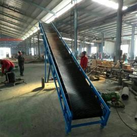 固定带式输送机 袋装水泥皮带输送机