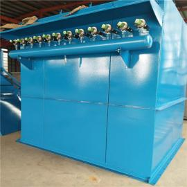 铸造厂、冲天炉反吹袋式除尘器除尘效率高宏大除尘
