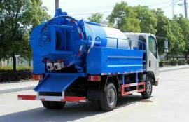 5方吸污车下水道疏通车吸污车的