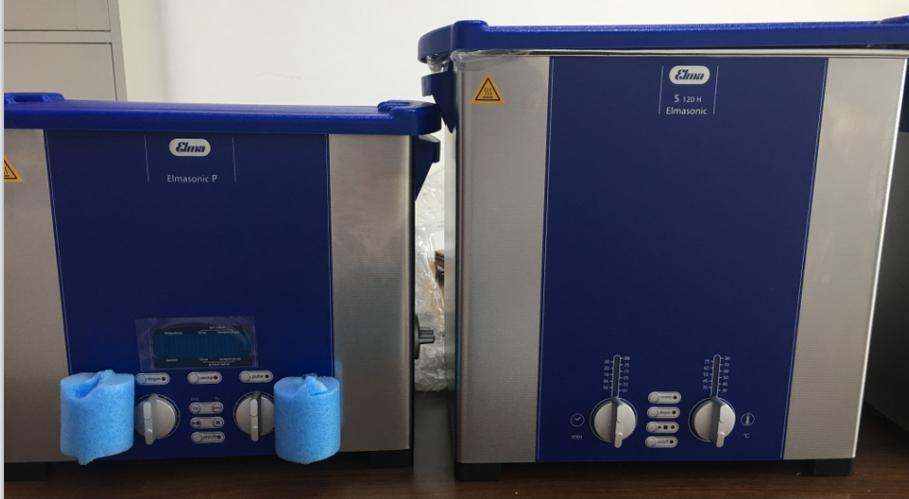 现货elma S180H超声波清洗机具体脱气扫描功能