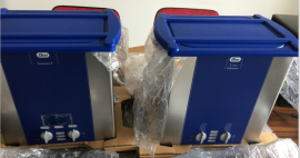 单频台式10升简约型elma S100H萃取超声波清洗机