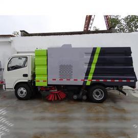 5吨东风多利卡洗扫车制造厂
