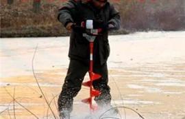 河边冰面钻冰机好用高质量