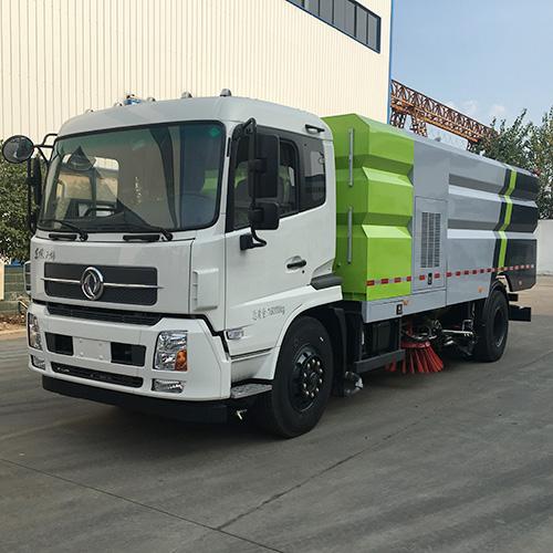12-16吨东风天锦9方水+7方尘 洗扫车 高端订制