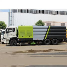 东风天龙25吨洗扫车 品质卓越