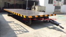 5吨标准型平板全挂拖车