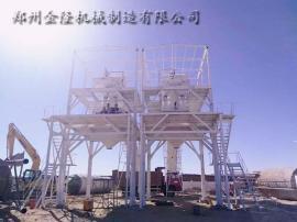 HZS120型混凝土搅拌站