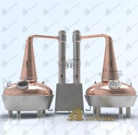 酿酒设备 各种风味威士忌蒸馏设备 麦卡伦 格兰杰 蒸馏设备