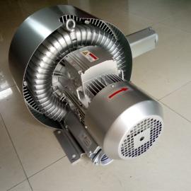 5.5KW粮食扦样机专用双段高压风机