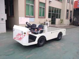 电动平板车 3吨无轨电动运输拖车