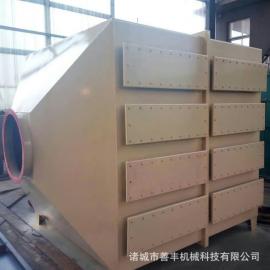 活性炭废气净化器 高浓度废气吸附装置 耐高温活性炭处理设备
