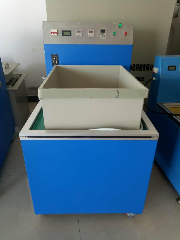 热处理后去氧化层抛光表面处理设备