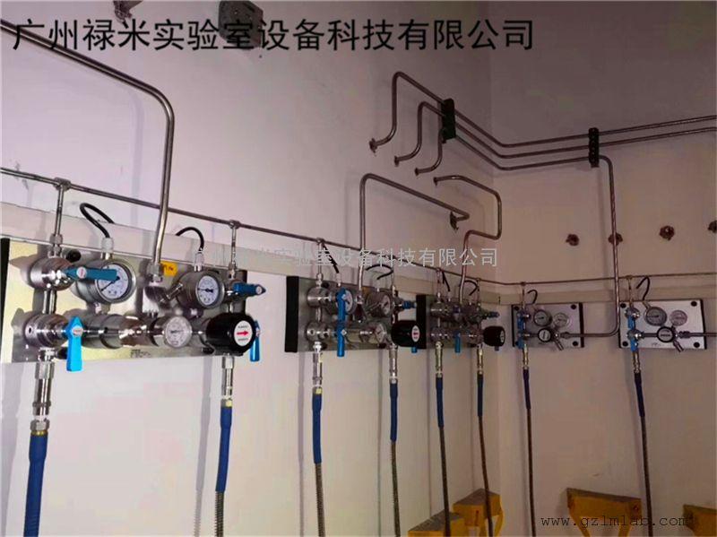 化工厂实验室气体管道工程系统
