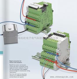 PHOENIX CONTACT菲尼克斯用于控制柜的I/O模块