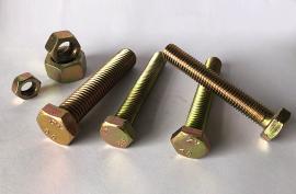 热镀锌螺栓厂-热镀锌螺栓厂家-诺华紧固件厂家生产