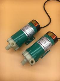 易威奇国宝款MP系列微型耐腐蚀化工磁力泵