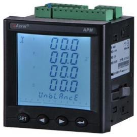 安科瑞APM801�W�j�力�x表全�量�y量�_�P��B�O�ySD卡�U展