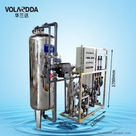 晨兴特供超滤系统 自动不锈钢超滤净水设备 矿泉水前端制水设备