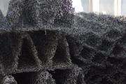 网状填料 立体网状填料格价 聚氨酯填料家厂
