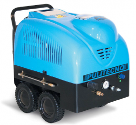 4S店标配意大利PU200.15高温高压洗车机