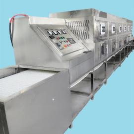 石墨烯隧道式微波干燥烘干设备