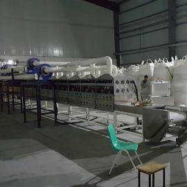 石英砂隧道式微波干燥烘干设备
