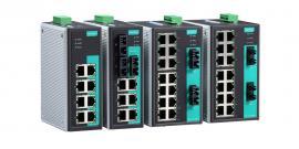 Moxa交换机EDS-518E-SS-SC-4GTXSFP 18个端口 单模SC接头