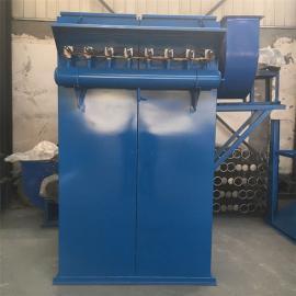 脉冲布袋除尘器 单机除尘器 脱硫除尘器 工业粉尘处理设备