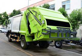 小型垃圾清运车