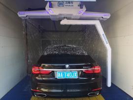 无人洗车机 无接触全自动洗车机 24小时自助洗车机