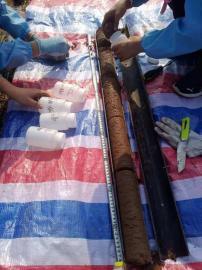 10-20米液压土壤取样岩芯钻机