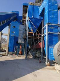 生物质锅炉袋式除尘器火花捕集器