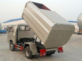 小型环卫垃圾车配置