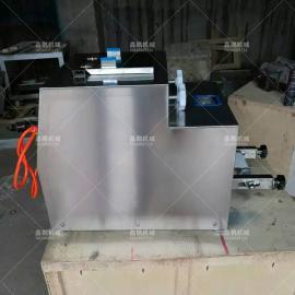 饺子皮机 使用不锈钢材料制作