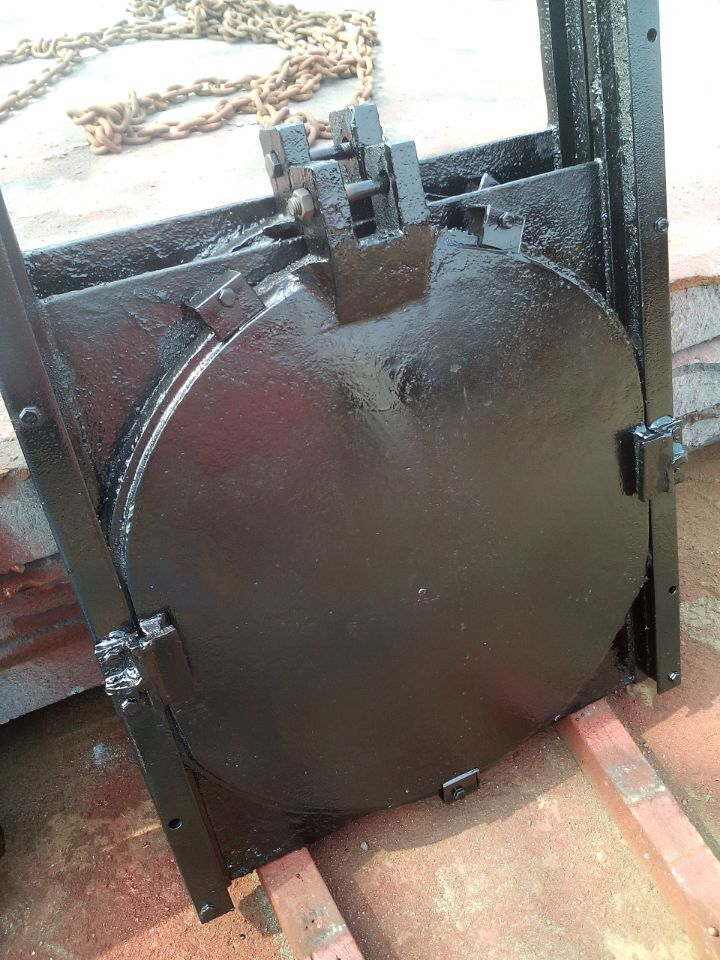 PGZ型铸铁闸门全国发货