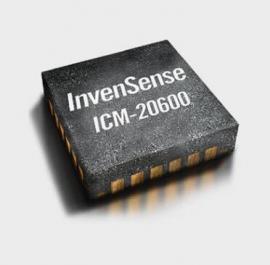 Invensense ICM-20600 2合1陀螺仪