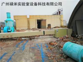 矿产行业实验室通风系统工程