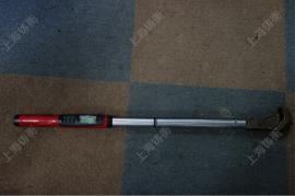 500N.m钢筋专用紧固数显扳手 连接套筒的数显扭矩扳手