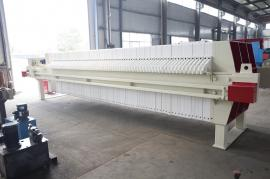 明华压滤机污泥处理量大,性能稳定,维护简单,1250系列
