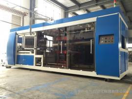 香广XG-7085 PLC控制负压多工位全自动吸塑机