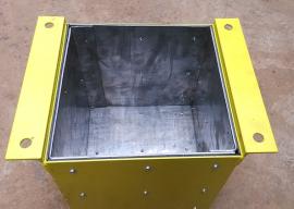 辐射防护箱