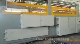 香广出口大型ABS,HDOE,PC,PP厚板吸塑机