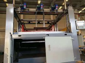 香广大型HDPE材料吸塑成型机