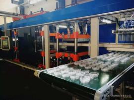 香广XG-7085 PLC控制负压多工位吸塑机