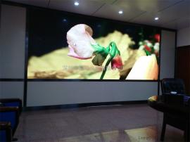 70平方左右的会议室用多大尺寸的LED显示屏合适