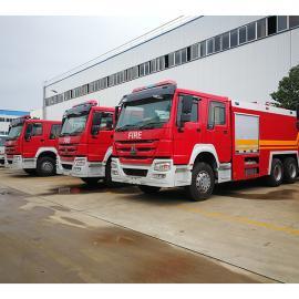 国内消防车生产厂