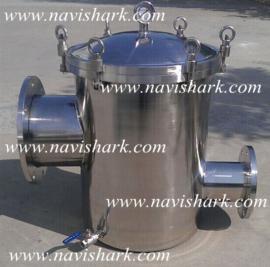 帝鲨DN200不锈钢毛发聚集器毛发聚集器