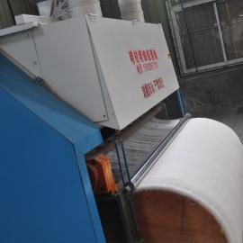 自动进料弹花梳理机 精细棉被胎蚕丝被胎加工梳理机